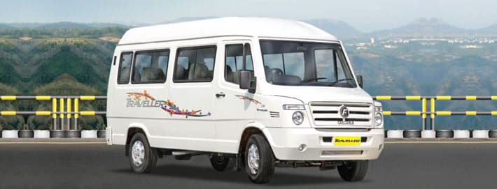 hire tempo traveller on rent in delhi