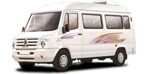 tempo traveller hire in delhi on rent